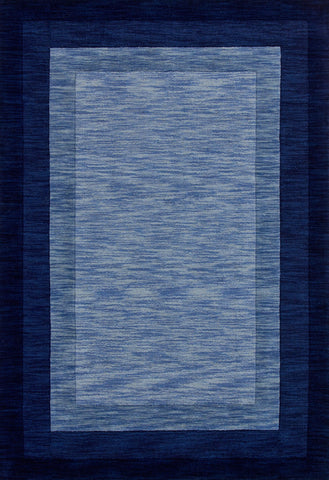 Hamilton Rug in Navy design by Loloi