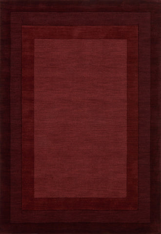 Hamilton Rug in Red design by Loloi
