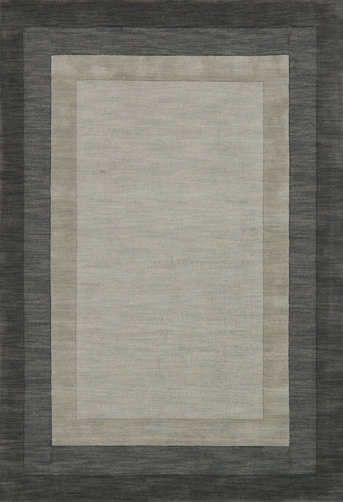Hamilton Rug in Slate by Loloi