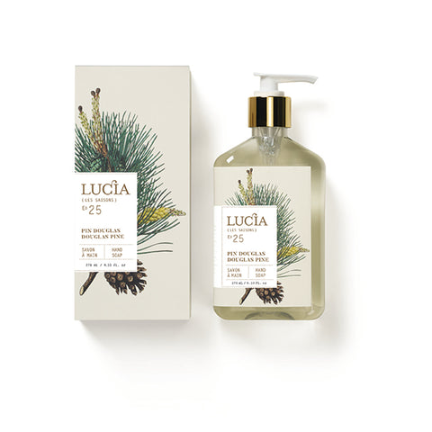 Les Saisons Hand Soap design by Lucia