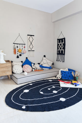 Wall Hanging Galaxy design by Lorena Canals