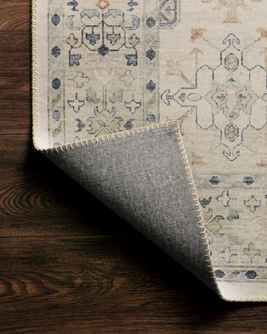 Hathaway Rug in Beige / Multi by Loloi II