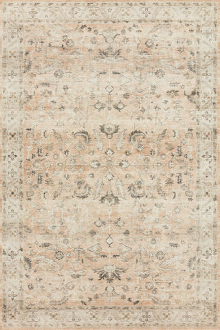 Hathaway Rug in Blush / Multi by Loloi II