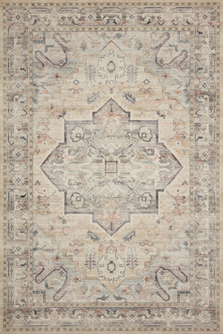 Hathaway Rug in Multi / Ivory by Loloi II