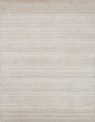 Haven Rug in Ivory & Natural design by Loloi