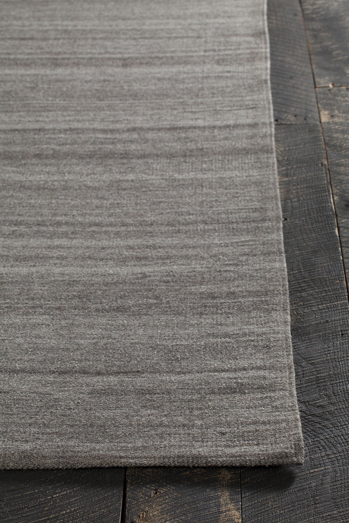 Hedonia Collection Hand-Woven Area Rug in Dark Grey design by Chandra rugs