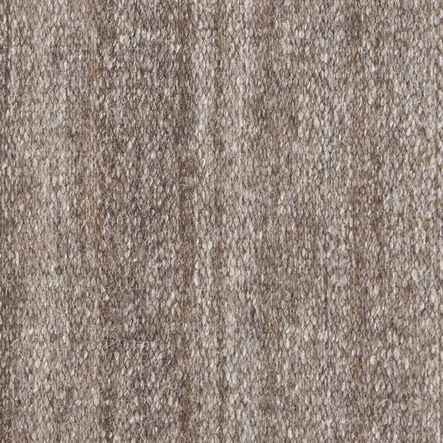 Hedonia Collection Hand-Woven Area Rug in Brown