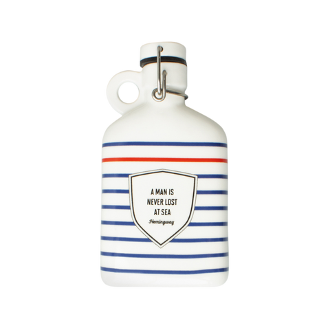 Ceramic Flask - Hemingway design by Izola