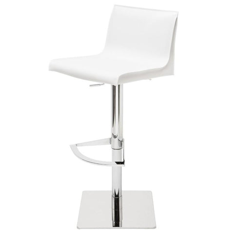 Colter Adjustable Stool by Nuevo