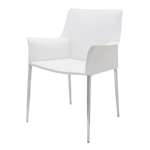 Colter Dining Arm Chair by Nuevo