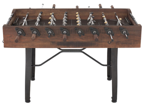 Foosball Table in Burnt Umber design by District Eight
