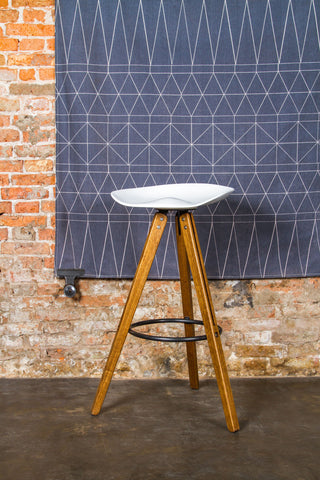 Theo Tractor Stool design by District Eight