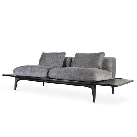 Salk Sofa in Graphite design by District Eight