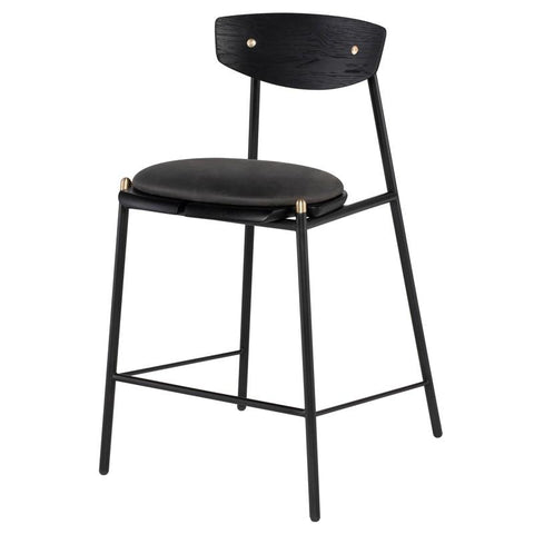 "20.5"" x 24"" x 36.3"" Kink Counter Stool by Nuevo"