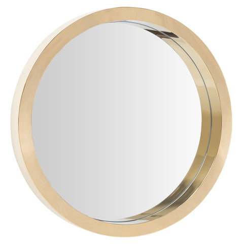 Julia Wall Mirror in Various Finishes & Sizes design by Nuevo