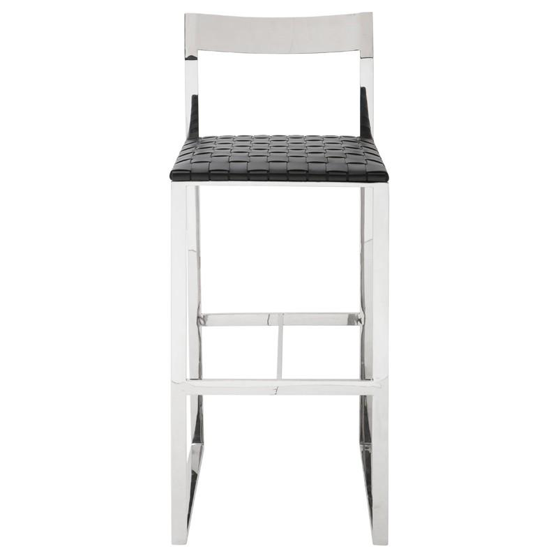 Camille Bar Stool by Nuevo