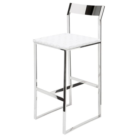Camille Counter Stool by Nuevo