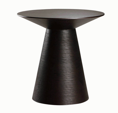 Anika Side Table in Black design by Nuevo