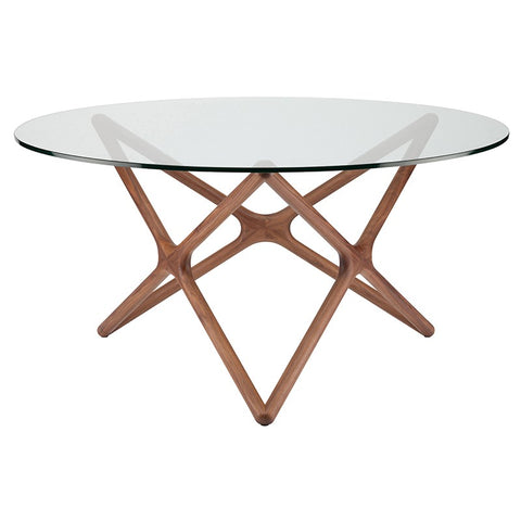 Star Dining Table in Various Sizes design by Nuevo
