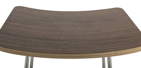 Kirsten Counter Stool in Various Finishes design by Nuevo