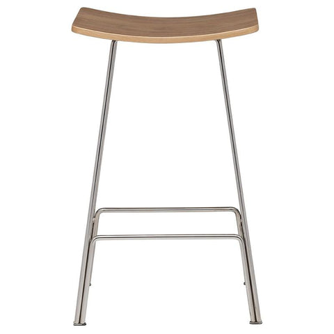 "17.5"" x 13"" x 26.5"" Kirsten Counter Stool by Nuevo"
