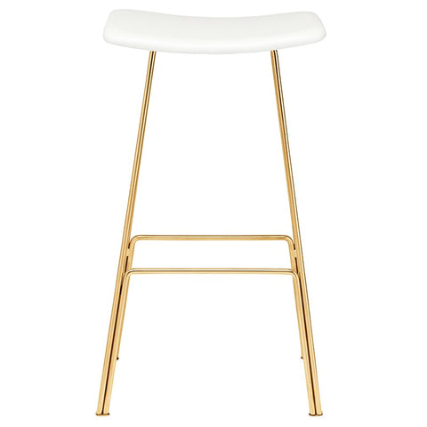 Kirsten Bar Stool in Various Finishes design by Nuevo