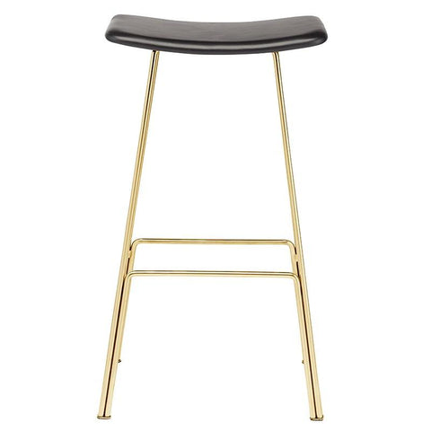 "16.8"" x 12.5"" x 26.8"" Kirsten Counter Stool by Nuevo"