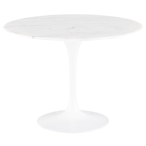 Cal Dining Table in Various Colors & Sizes design by Nuevo