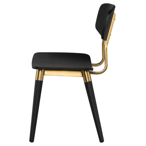 Scholar Dining Chair by Nuevo