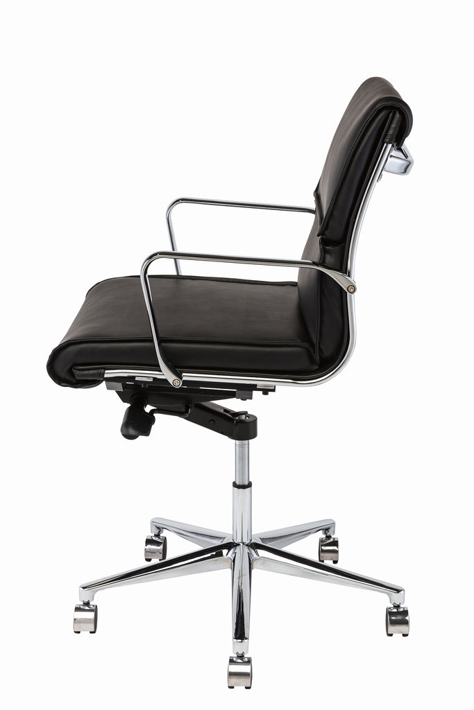 Lucia Office Chair in Various Colors & Sizes design by Nuevo
