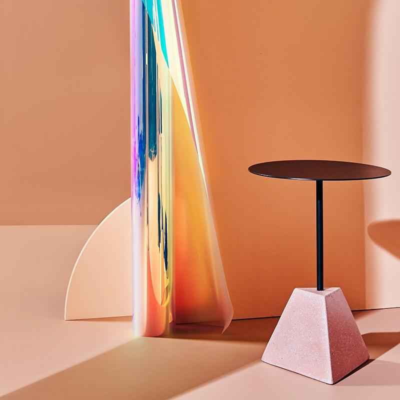 Alma Side Table by Nuevo