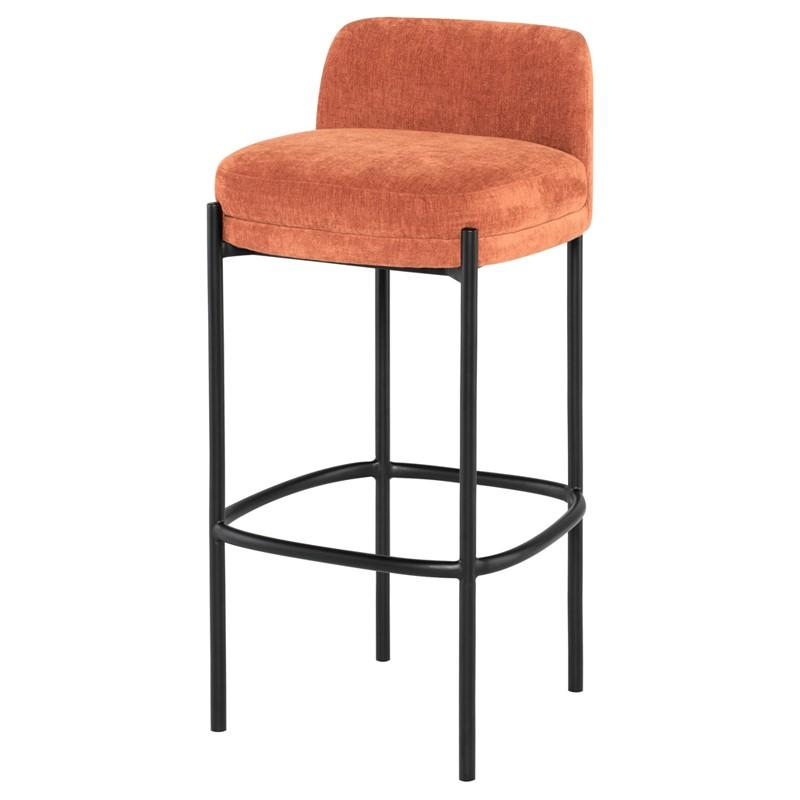 "17.3"" x 18.3"" x 33"" Inna Counter Stool by Nuevo"