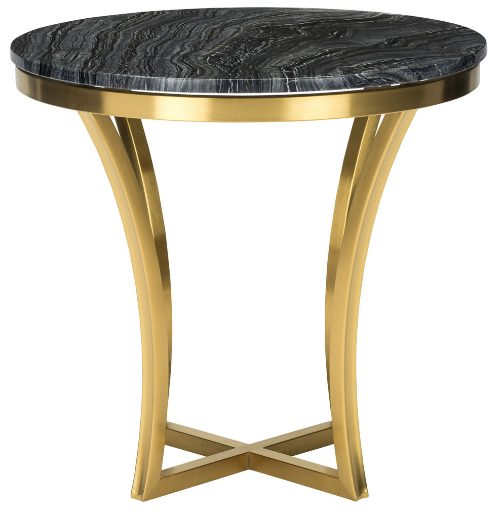 Aurora Side Table in Various Finishes design by Nuevo