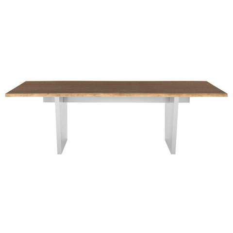 "96"" x 39.5"" x 29.5"" Aiden Dining Table by Nuevo"