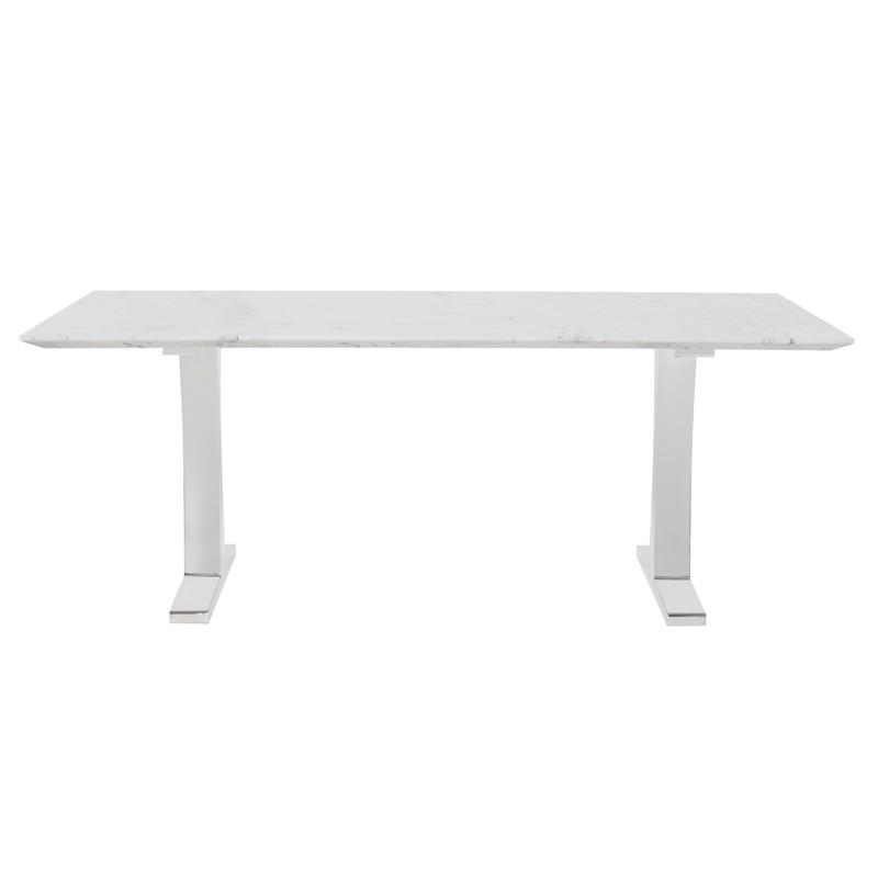 "78.8"" x 39.5"" x 29.8"" Toulouse Dining Table by Nuevo"