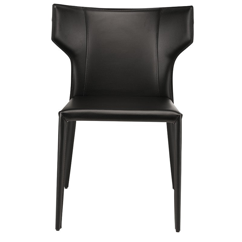 Wayne Dining Chair in Black design by Nuevo