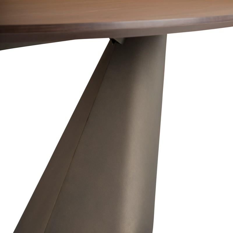 "78.8"" x 47.3"" x 29.5"" Oblo Dining Table by Nuevo"