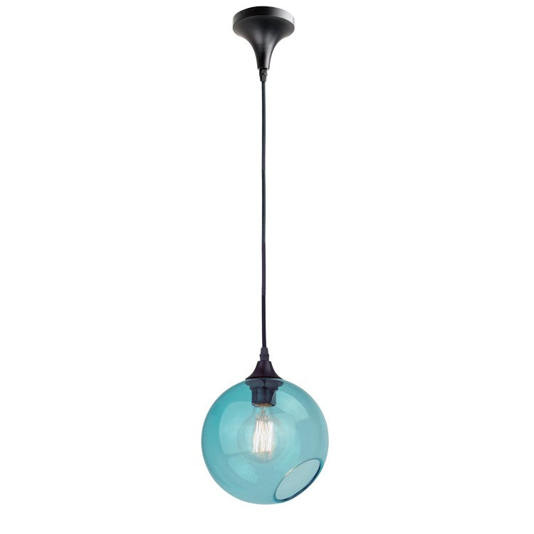 Sphere Pendant in Various Finishes & Sizes design by Nuevo