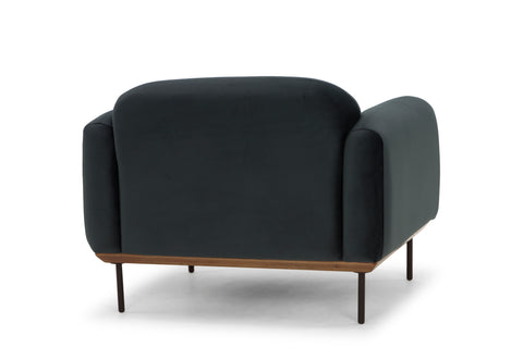 Benson Single Seater in Various Colors design by Nuevo