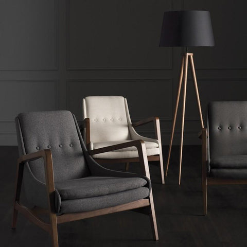 Enzo Occasional Chair by Nuevo