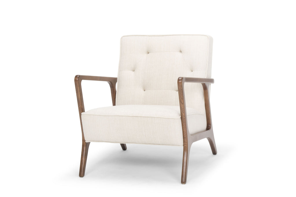 Eloise Occasional Chair in Sand design by Nuevo
