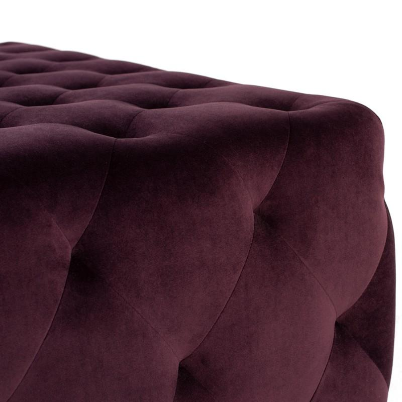 Rectangular Tufty Ottoman by Nuevo