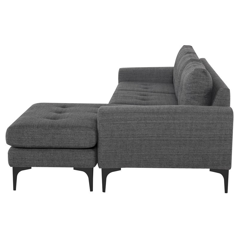 Colyn Sectional in Various Colors by Nuevo