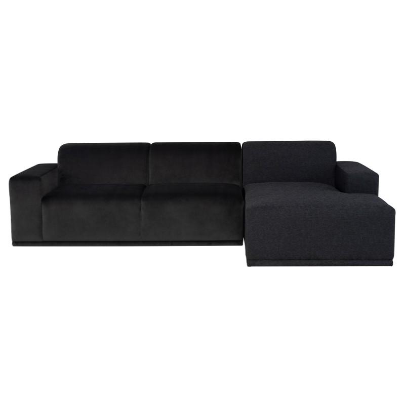 Leo Sectional by Nuevo