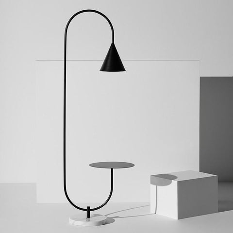 Arnold Floor Light by Nuevo