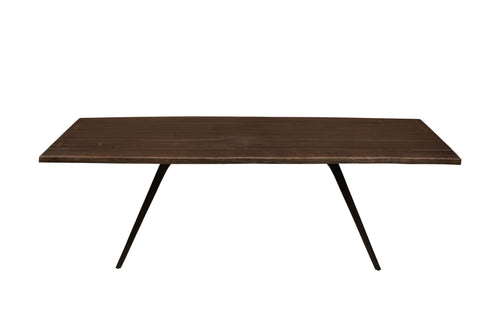Vega Dining Table in Various Finishes & Sizes design by Nuevo