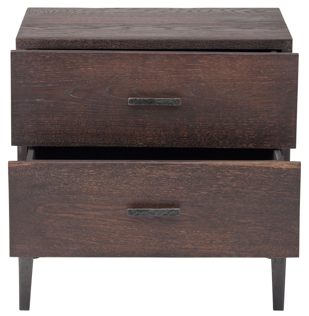 Prana Side Table in Various Options design by Nuevo