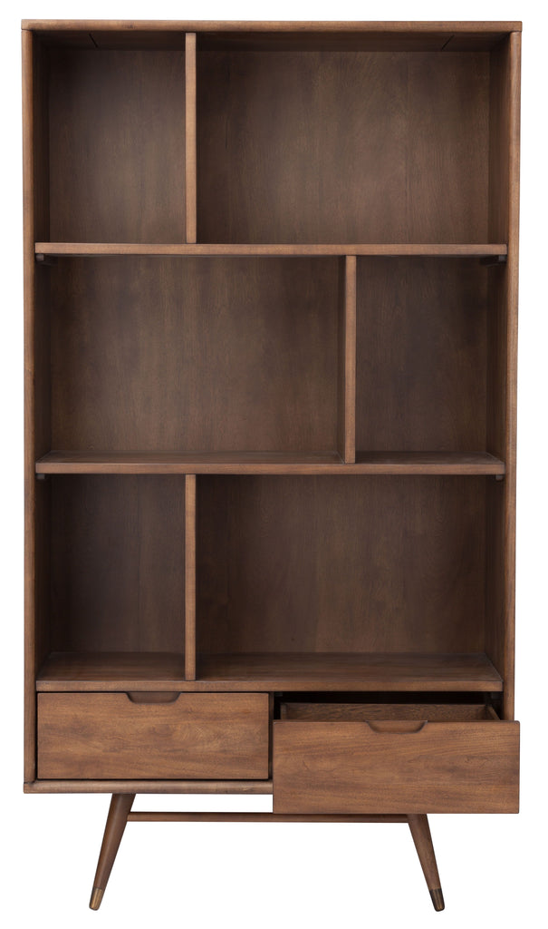 Baas Bookcase in Various Sizes design by Nuevo