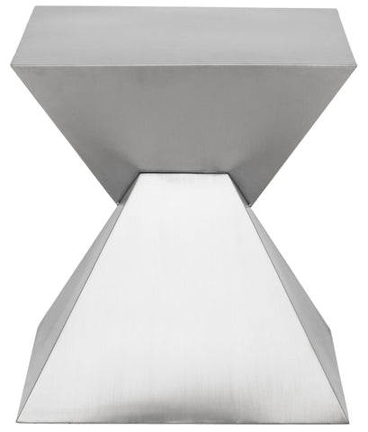 Giza Steel Side Table in Various Finishes design by Nuevo