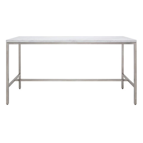 "60"" x 21.8"" x 36"" Verona Counter Table by Nuevo"